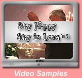 Stay Happy Stay in Love Video Services